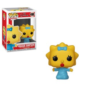 The Simpsons Maggie Simpson Pop - Funko