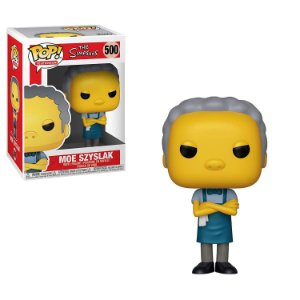 The Simpsons Moe Szyslak Pop - Funko