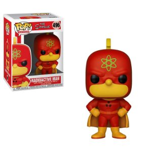 The Simpsons Radioactive Man Pop - Funko