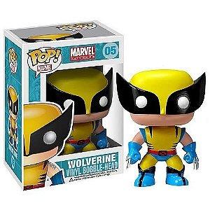 Marvel Universe Wolverine Pop! - Funko