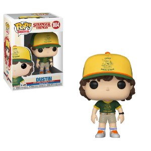 Stranger Things Dustin at Camp Pop - Funko
