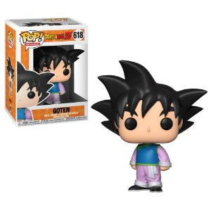 Dragon Ball Z Goten Pop - Funko