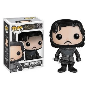 Game of Thrones Jon Snow Castle Black Pop! - Funko