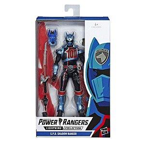 Power Rangers Lightning S.P.D. Shadow Ranger - Hasbro