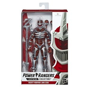 Power Rangers Lightning Lord Zedd - Hasbro