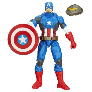 Marvel Lengends Captain America 2 - Capitão America Now - Hasbro
