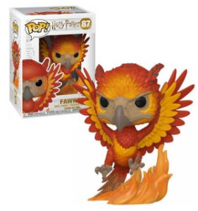 Harry Potter Fawkes Pop - Funko