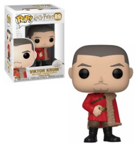 Harry Potter Viktor Krum Pop - Funko