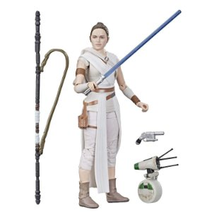Star Wars Black Series Rey & D-O - Hasbro