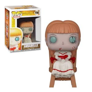 Annabelle Comes Home Annabelle in Chair Pop - Funko
