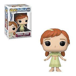 Disney Frozen 2 Young Anna Pop - Funko