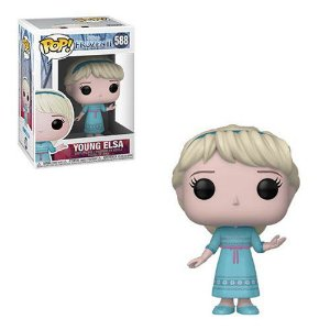 Disney Frozen 2 Young Elsa Pop - Funko