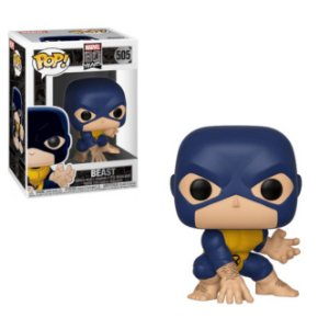 Marvel 80th Years X-Men Beast Fera Pop - Funko