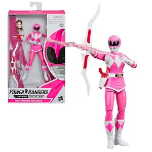Power Rangers Mighty Morphin Pink Ranger - Hasbro