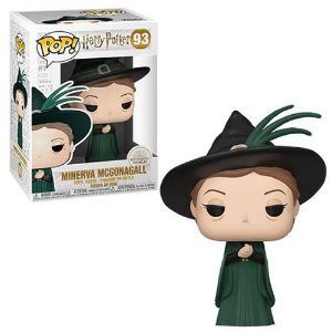 Harry Potter Minerva McGonagall Pop - Funko
