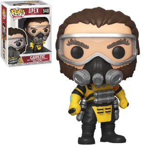 Apex Legends Caustic Pop - Funko