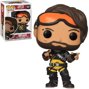 Apex Legends Mirage Pop - Funko
