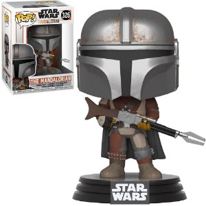 Star Wars Mandalorian The Mandalorian Pop - Funko
