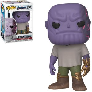 Vingadores Avengers Endgame Thanos in the Garden Pop - Funko