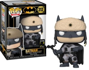 Batman Red Son 80th Anniversary Pop - Funko