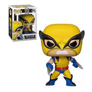 Marvel 80th Years Wolverine Pop - Funko