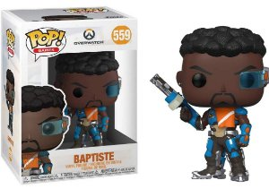 Overwatch Baptiste Pop - Funko