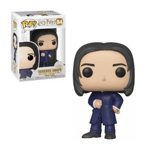 Harry Potter Severus Snape Yulle Ball Pop - Funko