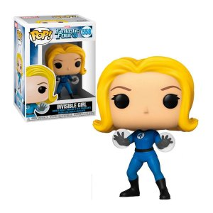 Marvel Fantastic Four Invisible Girl Pop - Funko