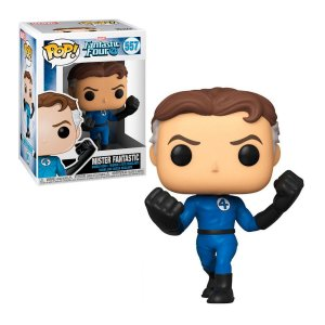 Marvel Fantastic Four Mister Fantastic Pop - Funko
