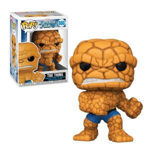 Marvel Fantastic Four The Thing Pop - Funko