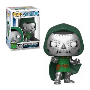 Marvel Fantastic Four Doctor Doom Pop - Funko
