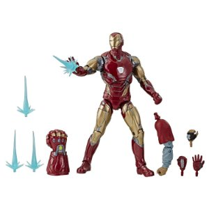 Marvel Legends Avengers Endgame Iron Man Mark LXXXV BaF Thor - Hasbro