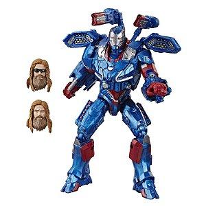 Marvel Legends Avengers Endgame Iron Patriot BaF Thor - Hasbro