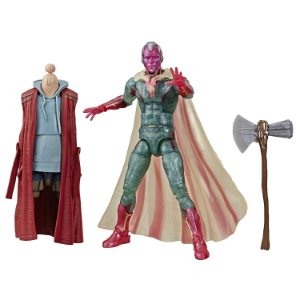 Marvel Legends Captain America Civil War Vision BaF Thor - Hasbro