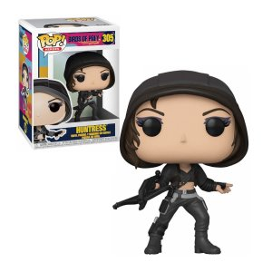 Aves de Rapina Birds of Prey Huntress Pop - Funko