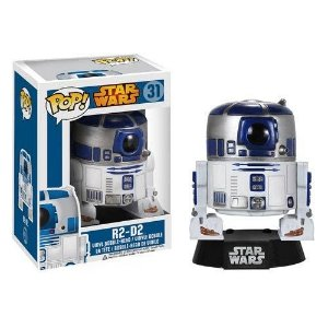 Star Wars R2D2 Pop - Funko