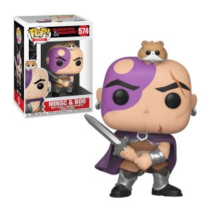 Dungeons & Dragons Minsc & Boo Pop - Funko