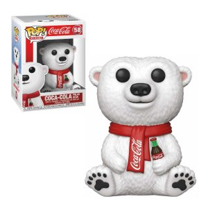 Coca-Cola Coca-Cola Polar Bear Pop - Funko