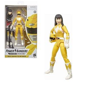 Power Rangers Mighty Morphin Yellow Ranger - Hasbro