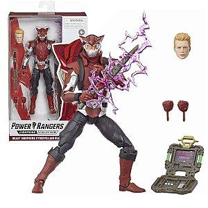 Power Rangers Beast Morpheus Cybervillain Blaze - Hasbro