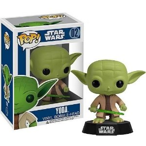 Star Wars Yoda Pop - Funko