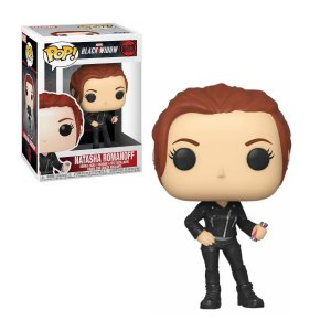 Black Widow Natasha Romanoff Pop - Funko
