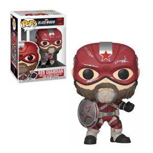 Black Widow Red Guardian Pop - Funko