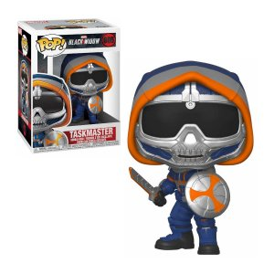 Black Widow Taskmaster Pop - Funko