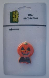 Imã Decorativo Halloween - Imãs do Brasil