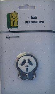 Imã Decorativo Panico - Imãs do Brasil