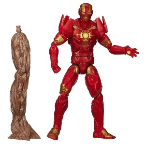 Marvel Legends Guardiões da Galaxia Homem de Ferro - Hasbro