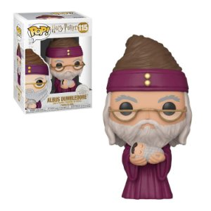 Harry Potter Albus Dumbledore with Baby Harry Pop - Funko