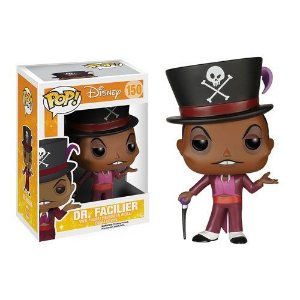 Disney Princess and the Frog Dr. Facilier Pop! - Funko