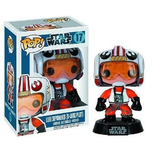 Star Wars Luke Skywalker X-Wing Pilot Pop! - Funko
